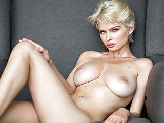 Stockings Lingerie Tits video: TANIA PHOTOSHOOT