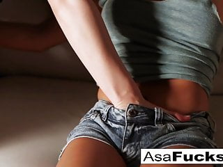 Dani Daniels captures Asa Akira then bangs her