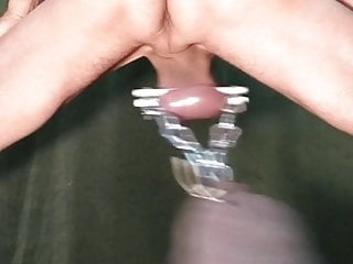 سکس گی Swinging balls with heavy weight sex toy  hd videos bdsm  amateur
