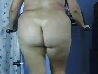 Naked fat ass treadmill workout negrofloripa...