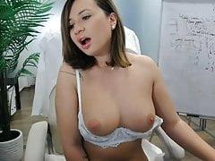pretty woman masturbates pussy 2
