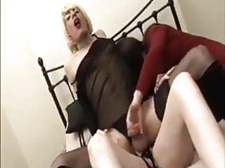 Amateur hot blond amp two cd cim mmf...