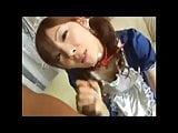 Japanese Gal Plays Maid
