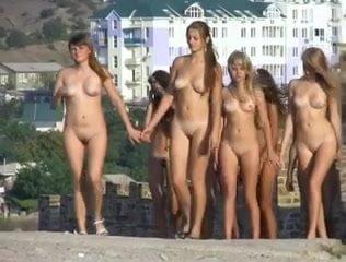 Nude public teen KUOW