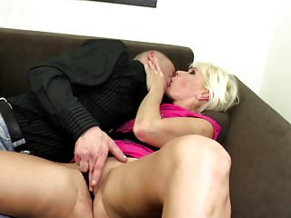 Mature school teachers fuck young fathers...