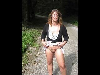 Kleid nackt unterm Nackt unterm