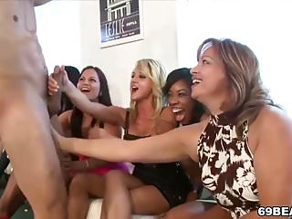 This is how to throw a blowjob party...