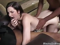 Overpowered by Big Black Dick 6