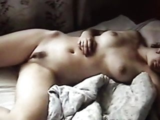 Young Russian resting just fucked