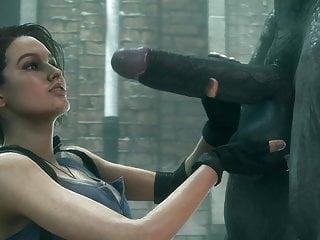 vid: 3D Resident Evil