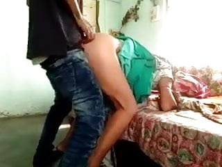 Desi milf and son sweltering fuck-1