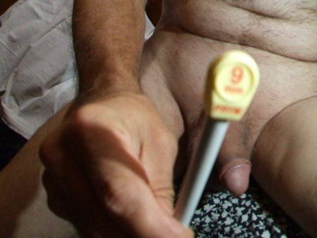 Penis Insertion Torture Closeup Cock Painful Schmerz 2 Man Gay
