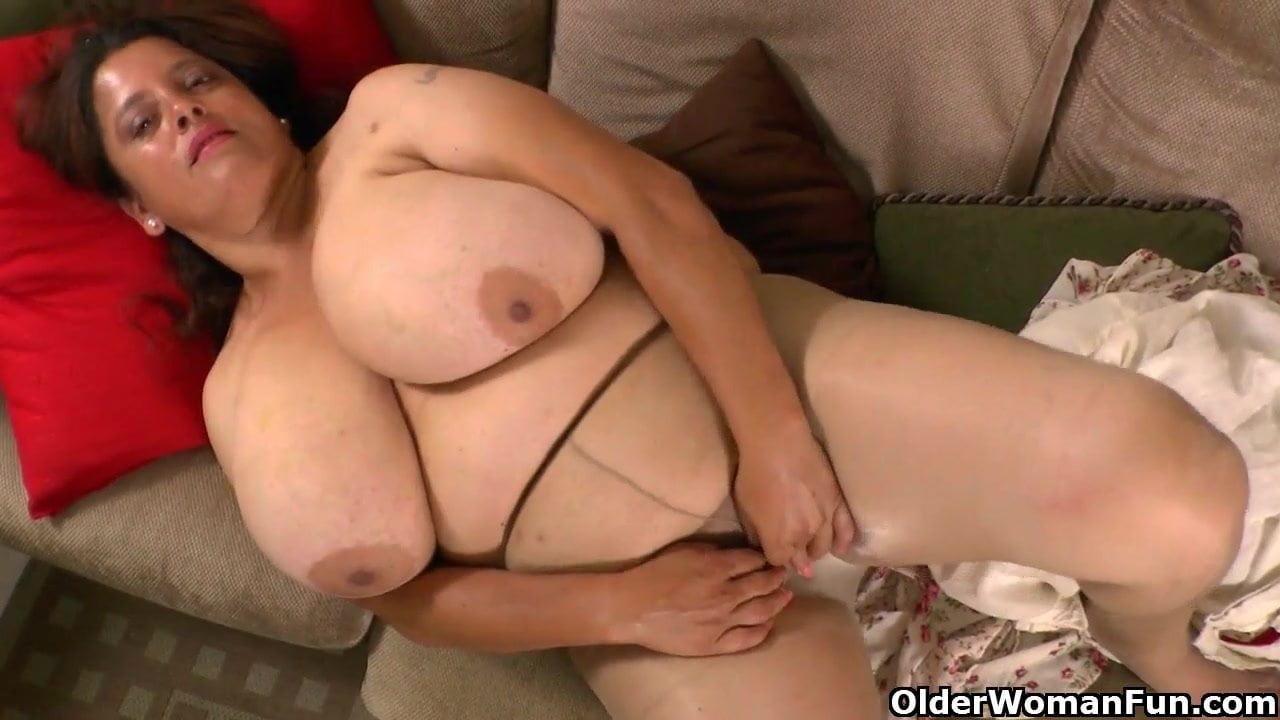 The Big Natural Tits Queen