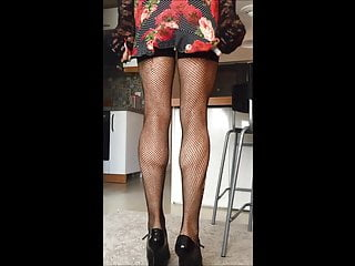 Miniskirt Turkish Secretary