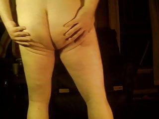 Chub shows ass...