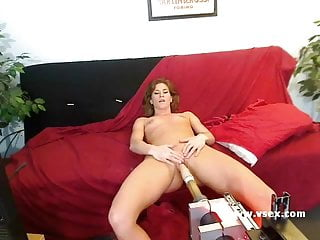 Small tit fucking machine webcam with Ariel X