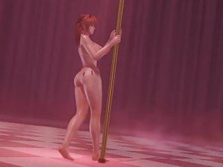 DEAD - Pole Kasumi 3 Fortune Dance ALIVE  Xtreme OR Bikini