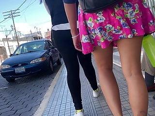 Teen Skirt Booty . 2