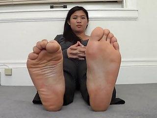 Porn asia feet Asian feet