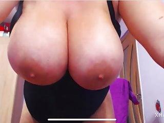 Big hangin tits