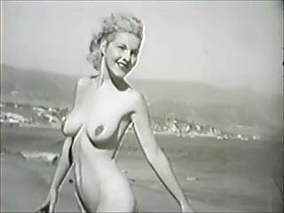 Beach frolic...