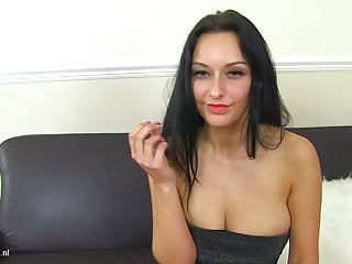 Gorgeous real MILF wants your cock