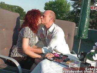 Amateur Ehefrau Making Out