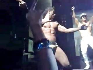 Go go royal strippers...