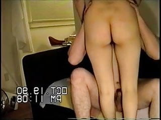 Nice homemade old school sex...