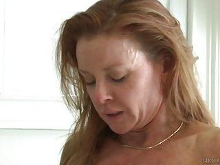 Janet Mason e Diamond Jackson Leccate di fica porno