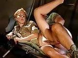 Blonde pleasures soldier
