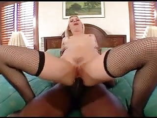 Leah Luv's ass destroyed by bbc