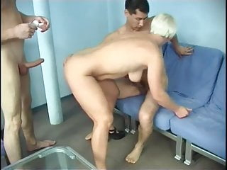 Russian mature Tania