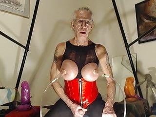 Granny bobbie goes huge...