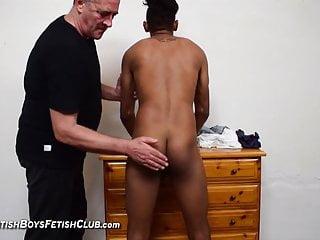 Adrian spanked...