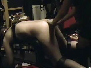 mistresses strapon gangbang
