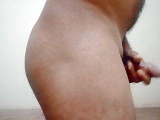 Cute booty boy masturbation...