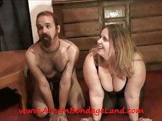 You need a gag femdom mistress humiliation threesome...