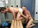 MenOver30 Cheating Husband Ass Fucked at Gym
