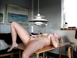 Blonde table...