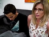 42. Step Son fucks his Mom with his Big Dick - Cory Chase