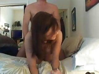 Amateur Couple Hotelroom
