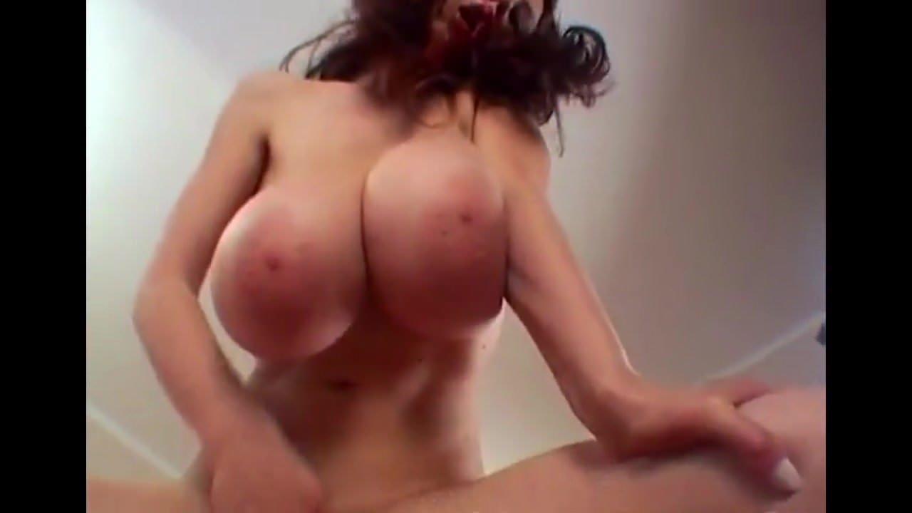 Redhead Pale Big Tits Pov