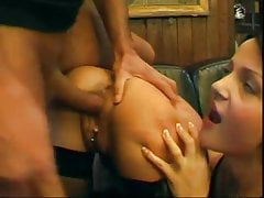 two anal loving sluts and a lucky bastard 1free full porn