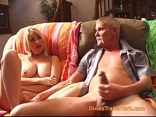 Dad fucks sister...