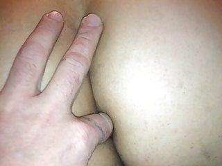Girlfriend beautiful ass...