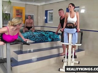 Valen Jemma Parties Sex - Euro RealityKings - James Brossman