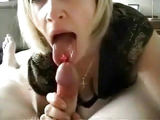 Cocksucking wife