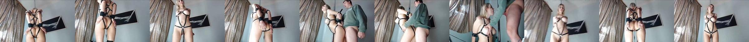 Weinerlicher Sexsklave Von Blondine Dominiert