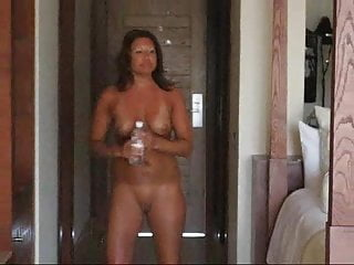 Vacation Wife Showering